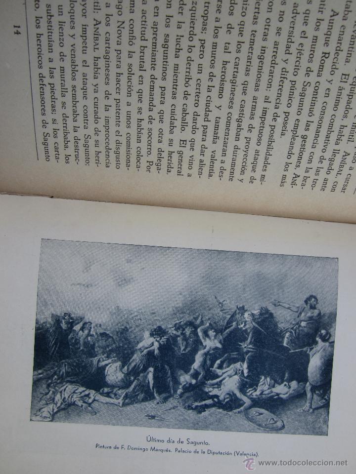 Libros de segunda mano: sagunto y numancia , libro de lectura escolar - dalmau carles - Foto 4 - 46228597