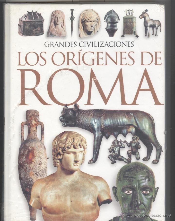 LOS ORIGENES DE ROMA . EDILIBRO 1999. (Libros de Segunda Mano - Historia Antigua)