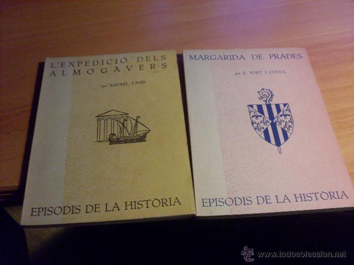 Libros de segunda mano: EPISODIS DE LA HISTORIA. VOLMS Nº 1 AL 14 MENYS Nº 11 (LB44) - Foto 6 - 46711784