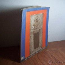 Libros de segunda mano: EL CASTELL DE LA BISBAL (JORDI FRIGOLA I ARPA) EDITAT PEL PATRONAT DEL CASTELL-1972- EN CATALÁN. Lote 46950324