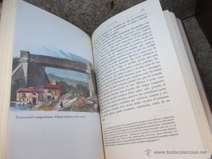 Libros de segunda mano: HISTORIA DE GALICIA - MANUEL MURGUIA - EDI ENCICLOPEDIA VASCA 1978 7 TOMOS COMPLETA + INFO - Foto 3 - 47023951