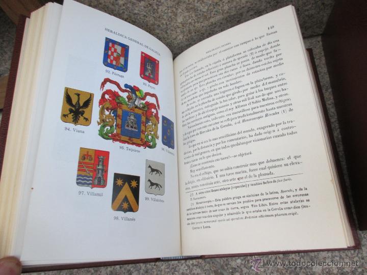 Libros de segunda mano: HISTORIA DE GALICIA - BENITO VICETTO - EDI ENCICLOPEDIA VASCA 1978 7 TOMOS COMPLETA, SIN USO + INFO - Foto 2 - 47024106