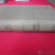Libros de segunda mano: LA VIDA ESPAÑOLA EN LA ÉPOCA GÓTICA. J. RUBIO Y BALAGUER. 1.943. Lote 47607087