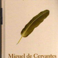 Libros de segunda mano: MIGUEL DE CERVANTES - ANDRÉS TRAPIELLO - BIBLIOTECA ABC 2004 - PROTAGONISTAS DE LA HISTORIA. Lote 47708517