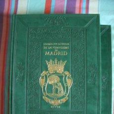 Libros de segunda mano: LIBRO - DE LAS GRANDEZAS DE MADRID - GONZALO FERNÁNDEZ DE OVIEDO - 2 VOLS.. Lote 207016066