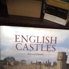 Libros de segunda mano: ENGLISH CASTLES RICHARD HUMBLE. Lote 48637652