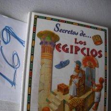 Libros de segunda mano: SECRETO DE ..... LOS EGIPCIOS. Lote 49340254