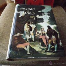 Gebrauchte Bücher - HISTORIA DE MADRID. vol. 1 FEDERICO BRAVO MORATA 1970 - 50110871