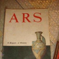 Libros de segunda mano: LIBRO ARS . Lote 45400347