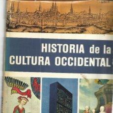 Libros de segunda mano: HISTORIA DE LA CULTURA OCCIDENTAL. HERMANN BOEKHOLF. EDITORIAL LABOR. BARCELONA. 1966. Lote 97874636