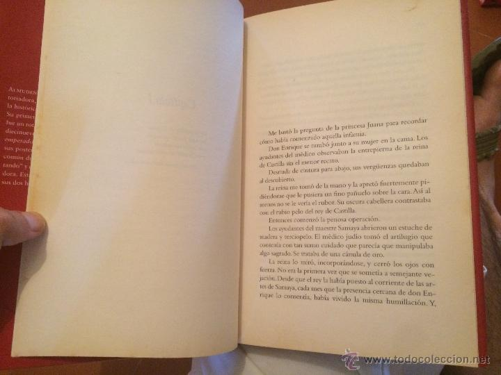Libros de segunda mano: Libro la Beltraneja el pecado oculto de isabel la catolica por Almudena de Arteaga - Foto 2 - 50368831