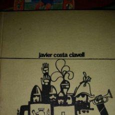 Libros de segunda mano: HISTORIA DE ESPAÑA. JAVIER COSTA CLAVELL. EDICIONES RODEGAR 1966 . Lote 50564414