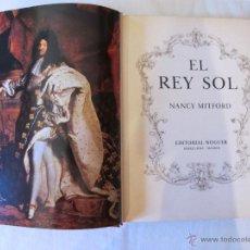 Gebrauchte Bücher - EL REY SOL - NANCY MITFORD - EDITORIAL NOGUER 1966 - 50861674