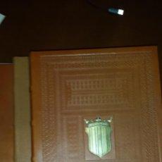 Libros de segunda mano: ELS FURS DE VALÈNCIA. EDICIÓN FACSÍMIL VICENT GARCÍA EDITORES EDICION LUJO. Lote 51186944