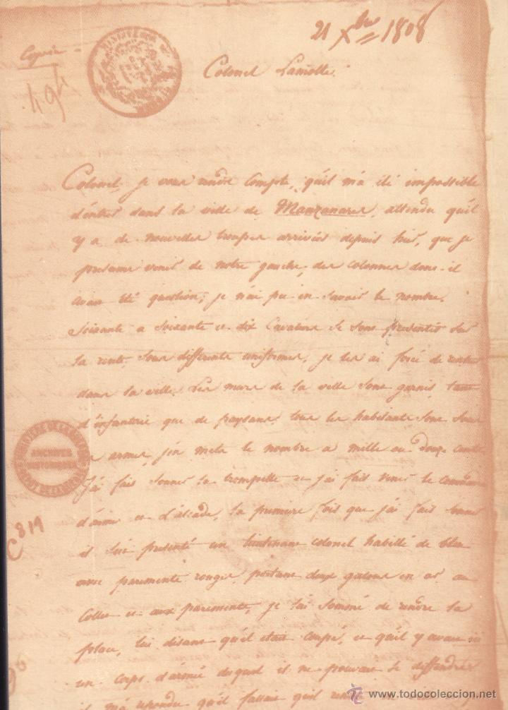 Libros de segunda mano: LIBRO HISTORIA INDEPENDENCIA MANZANARES CIUDAD REAL - Foto 2 - 52010283