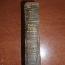Libros de segunda mano: HISTORIA UNIVERSAL PROFANA POR D. FERNANDO DE CASTRO. AÑO 1853. Lote 52160002