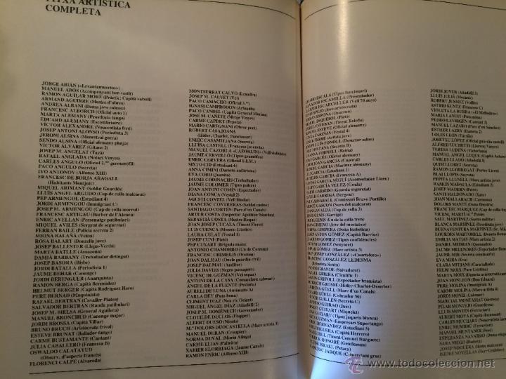 Libros de segunda mano: Antiguo libro Vicòria la gran aventura de un poble un film d'Antoni Ríbas, años 80 - Foto 6 - 52315683