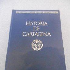 Libros de segunda mano: HISTORIA DE CARTAGENA TOMO V. Lote 52391696