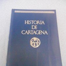 Libros de segunda mano: HISTORIA DE CARTAGENA TOMO VI. Lote 52392085