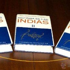 Libros de segunda mano: HISTORIA DE LAS INDIAS. Lote 52811868