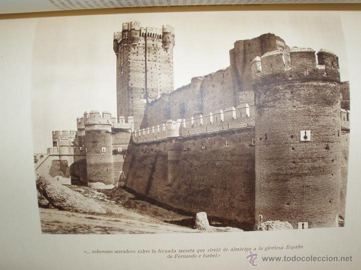 Libros de segunda mano: CASTILLOS EN CASTILLA DEL CONDE DE GAMAZO. AÑO 1955. MUY ILUSTRADO. ENVIO GRATUITO - Foto 2 - 52968300