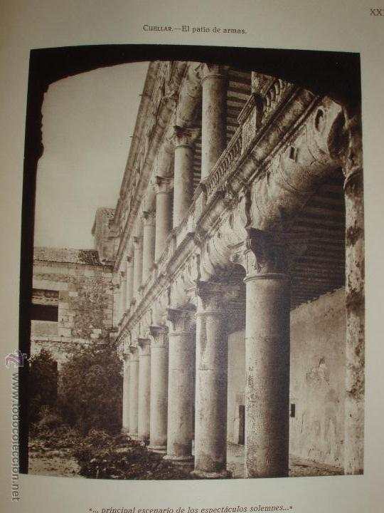 Libros de segunda mano: CASTILLOS EN CASTILLA DEL CONDE DE GAMAZO. AÑO 1955. MUY ILUSTRADO. ENVIO GRATUITO - Foto 3 - 52968300