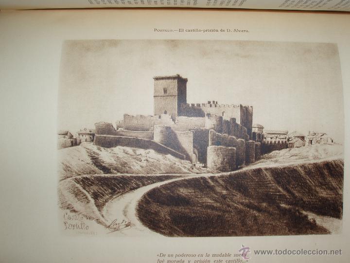 Libros de segunda mano: CASTILLOS EN CASTILLA DEL CONDE DE GAMAZO. AÑO 1955. MUY ILUSTRADO. ENVIO GRATUITO - Foto 4 - 52968300