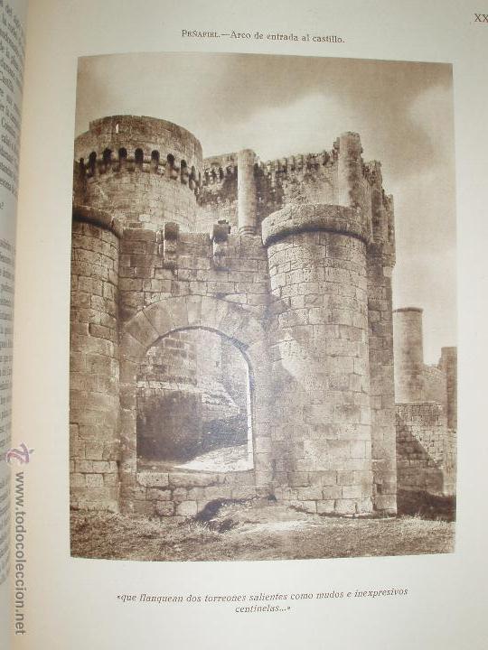 Libros de segunda mano: CASTILLOS EN CASTILLA DEL CONDE DE GAMAZO. AÑO 1955. MUY ILUSTRADO. ENVIO GRATUITO - Foto 5 - 52968300