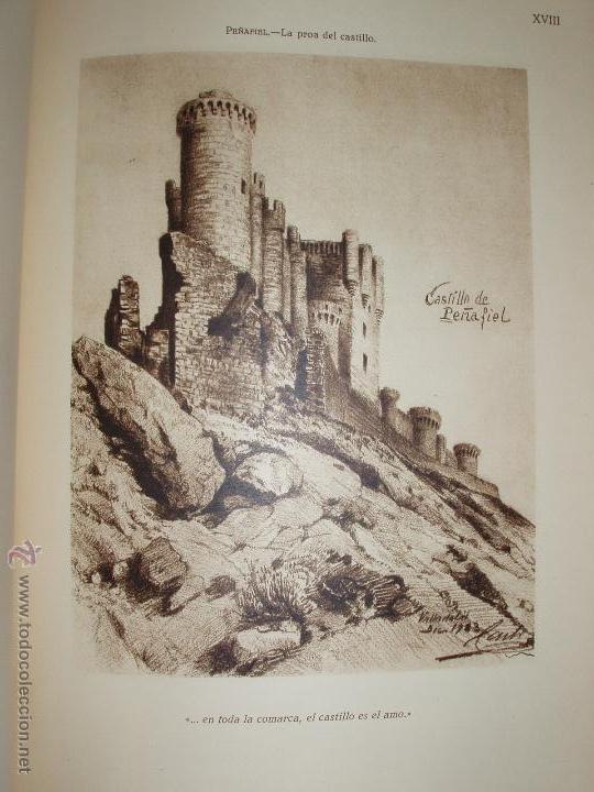 Libros de segunda mano: CASTILLOS EN CASTILLA DEL CONDE DE GAMAZO. AÑO 1955. MUY ILUSTRADO. ENVIO GRATUITO - Foto 6 - 52968300