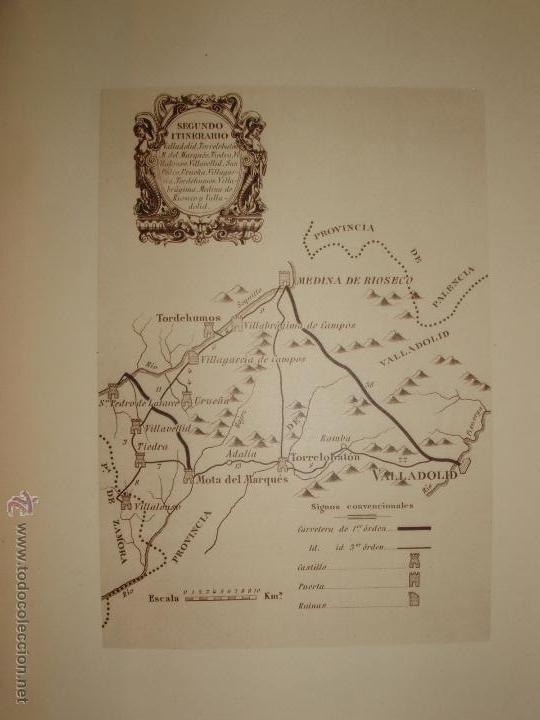 Libros de segunda mano: CASTILLOS EN CASTILLA DEL CONDE DE GAMAZO. AÑO 1955. MUY ILUSTRADO. ENVIO GRATUITO - Foto 7 - 52968300