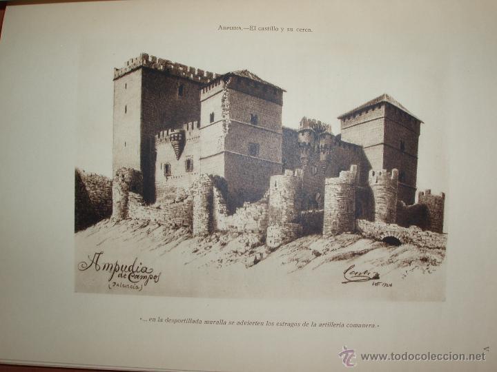 Libros de segunda mano: CASTILLOS EN CASTILLA DEL CONDE DE GAMAZO. AÑO 1955. MUY ILUSTRADO. ENVIO GRATUITO - Foto 8 - 52968300