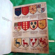 Libros de segunda mano: ARMORIAL DE SALAMANCA, AÑO C. 1518, DE STEVE TAMBORINO (EJEMPLAR Nº. 1) (5*). Lote 29589552