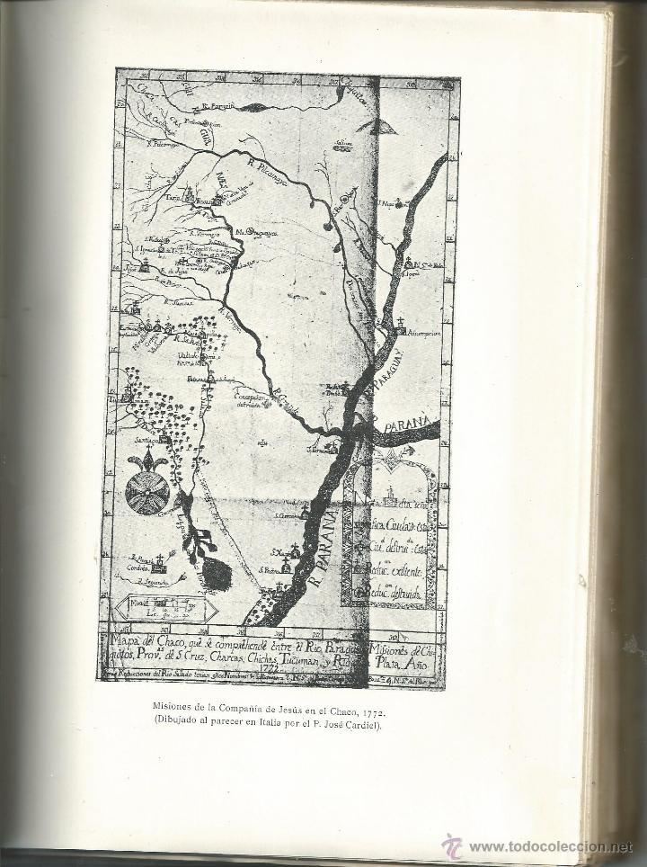 Libros de segunda mano: HISTORIA COMPAÑIA DE JESUS EN PROVINCIA DEL PARAGUAY (1760-1768) CSIC TO VIII 2ª PARTE JESUITAS - Foto 3 - 53682773