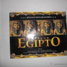 Libros de segunda mano: EGIPTO-JOVENES EXPLORADORES-SARAH DIXON. Lote 53813948