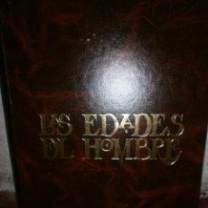 Libros de segunda mano: LAS EDADES DEL HOMBRE 1ª . Lote 53840605
