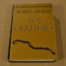 Libros de segunda mano: YO, CLAUDIO. ROBERT GRAVES. PLAZA & JANES 1979. LITERACOMIC.. Lote 54032368