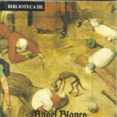 Libros de segunda mano: LA PESTE NEGRA. ANGEL BLANCO. BIBLIOTECA DE EL SOL. MADRID. 1991. Lote 54110766