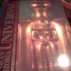 Libros de segunda mano: GRAN HISTORIA UNIVERSAL LA AMÉRICA PREHISPÁNICA. EST17B1. Lote 54272711