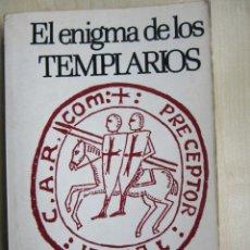 Libros de segunda mano: EL ENIGMA DE LOS TEMPLARIOS VIGNATI/PERALTA. Lote 54348984