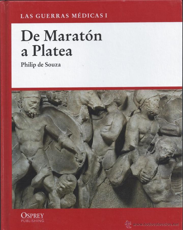 LAS GUERRAS MÉDICAS: DE MARATÓN A PLATEA. OSPREY V (Libros de Segunda Mano - Historia Antigua)