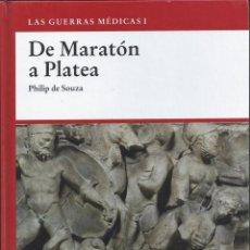 Libros de segunda mano: LAS GUERRAS MÉDICAS: DE MARATÓN A PLATEA. OSPREY V. Lote 54564319