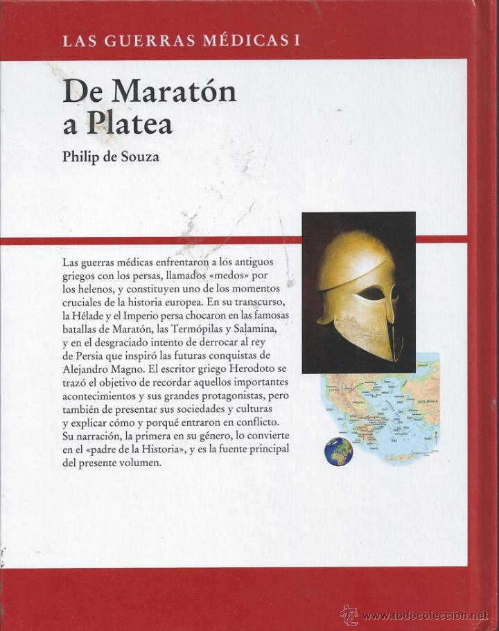 Libros de segunda mano: Las Guerras Médicas: De Maratón a Platea. Osprey v - Foto 2 - 54564319