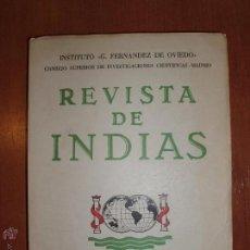 Libros de segunda mano: REVISTA DE INDIAS. AÑO 1970 COMPLETO. SUMARIO FOTOGRAFIADO.. Lote 54572360