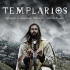 Libros de segunda mano: TEMPLARIOS. EL ORIGEN DE LAS CRUZADAS AL FINAL DE LA ORDEN DEL TEMPLE.. Lote 55038053