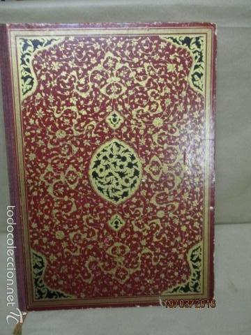 ESPECTACULAR LIBRO DE LA HISTORIA DE LOS SULTANES DE 47 CM X 33,5 CM. (EN TURCO - VER FOTOS) 1969 (Libros de Segunda Mano - Historia Antigua)