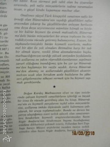 Libros de segunda mano: Espectacular libro de la historia de los Sultanes de 47 cm x 33,5 cm. (en turco - ver fotos) 1969 - Foto 17 - 55226079