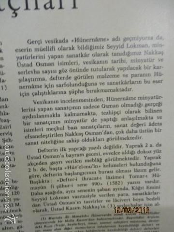 Libros de segunda mano: Espectacular libro de la historia de los Sultanes de 47 cm x 33,5 cm. (en turco - ver fotos) 1969 - Foto 23 - 55226079