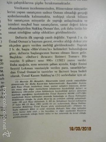 Libros de segunda mano: Espectacular libro de la historia de los Sultanes de 47 cm x 33,5 cm. (en turco - ver fotos) 1969 - Foto 24 - 55226079