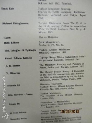 Libros de segunda mano: Espectacular libro de la historia de los Sultanes de 47 cm x 33,5 cm. (en turco - ver fotos) 1969 - Foto 26 - 55226079