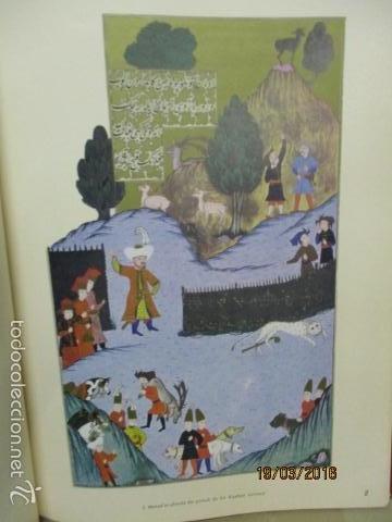 Libros de segunda mano: Espectacular libro de la historia de los Sultanes de 47 cm x 33,5 cm. (en turco - ver fotos) 1969 - Foto 31 - 55226079